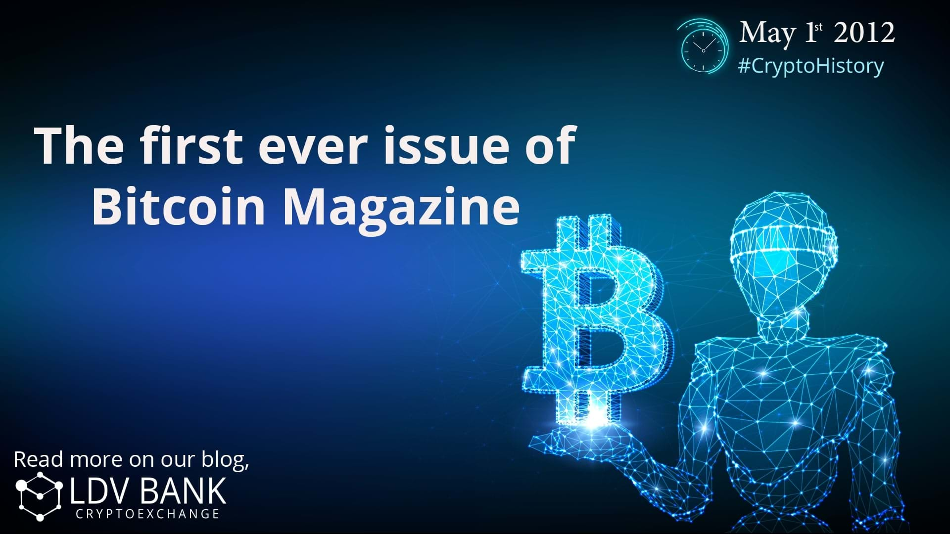 Do you know who the founder of Bitcoin Magazine is?