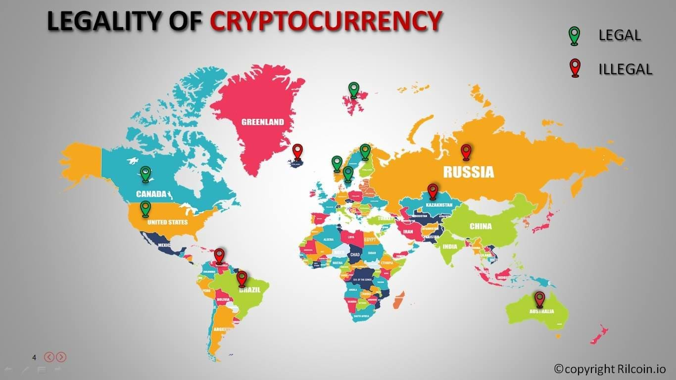 First crypto nation - FORBES